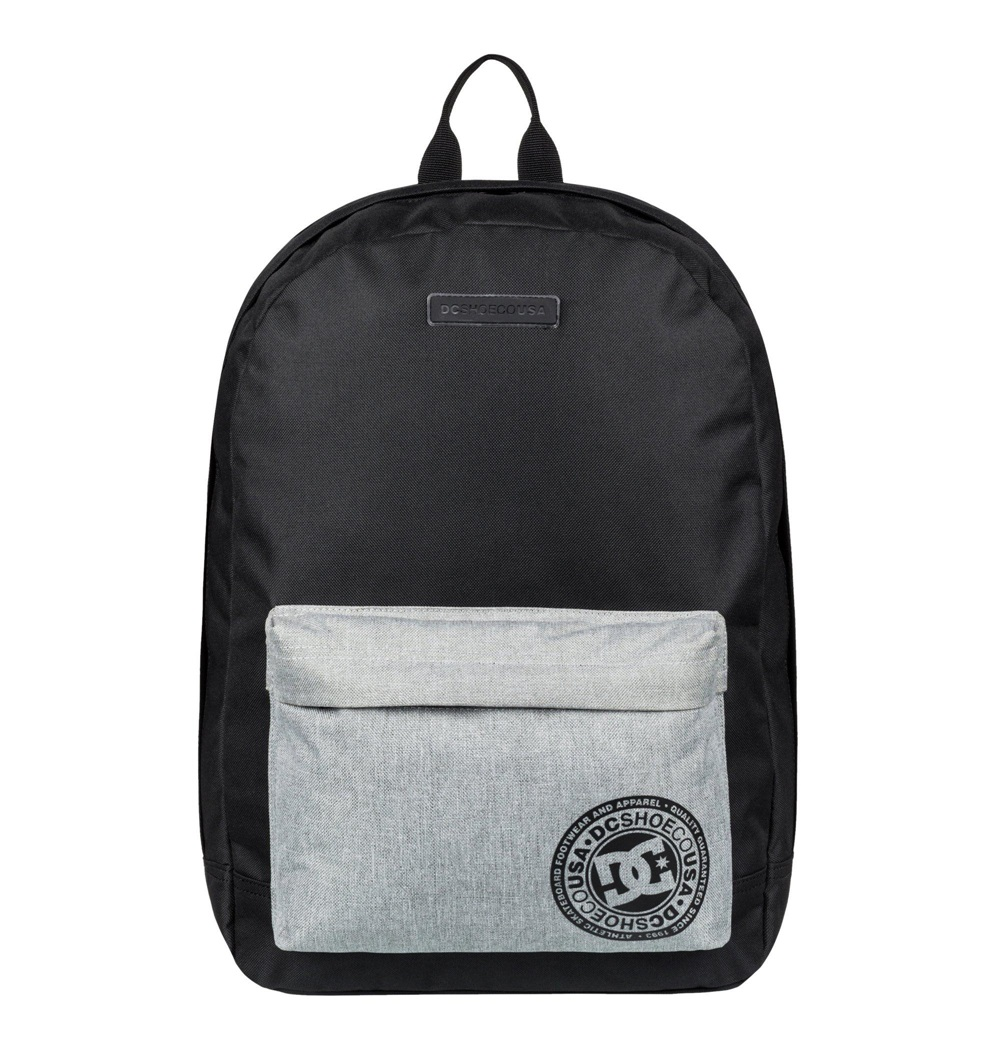 Mochila Dc Shoes modelo Backstack CB en color negro-e