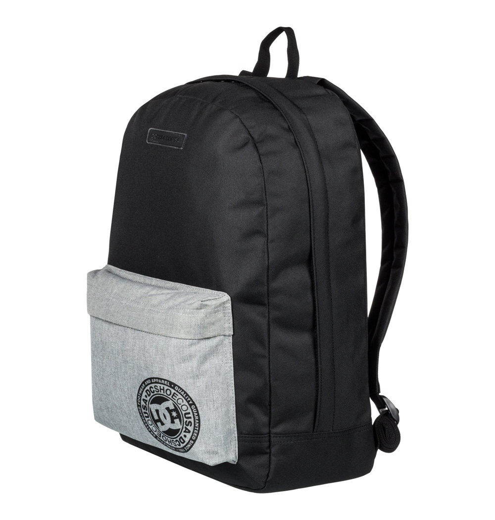 Mochila Dc Shoes modelo Backstack CB en color negro