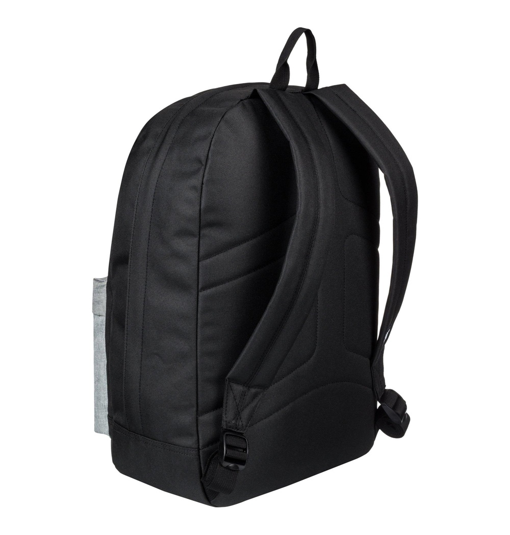 Mochila Dc Shoes modelo Backstack CB en color negro-b