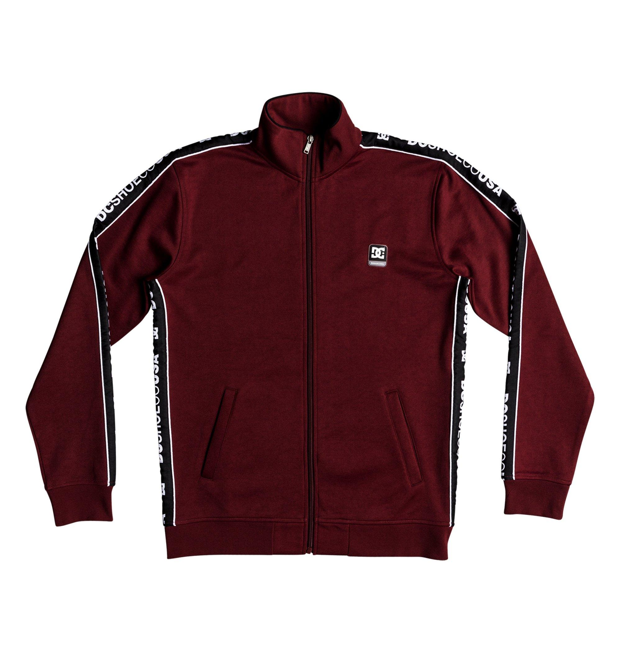 Chaqueta Dc Shoes modelo Bellingham en color burdeos-h