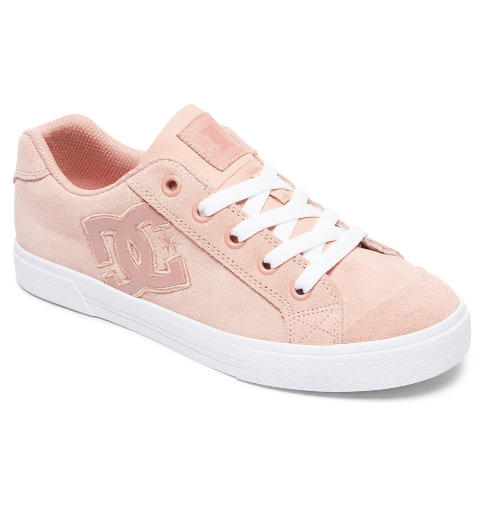 Zapatillas Dc Shoes modelo Chelsea SE J en color rosa para junior. Ref: 302252-PPF-e
