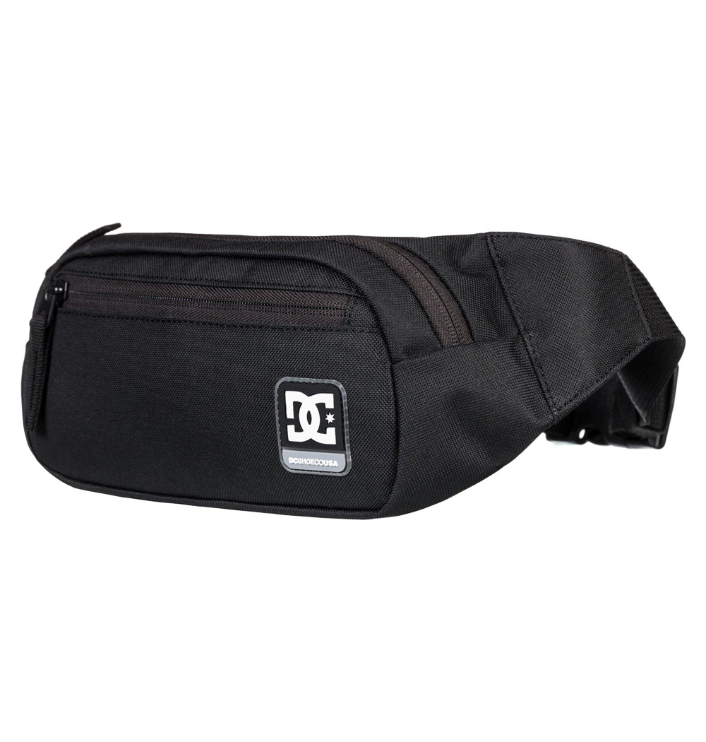 Riñonera Dc Shoes modelo Farce 2 en color negro-b