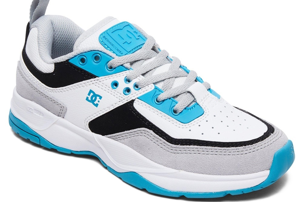 DC SHOES E.TRIBEKA GREY/BLUE/WHITE