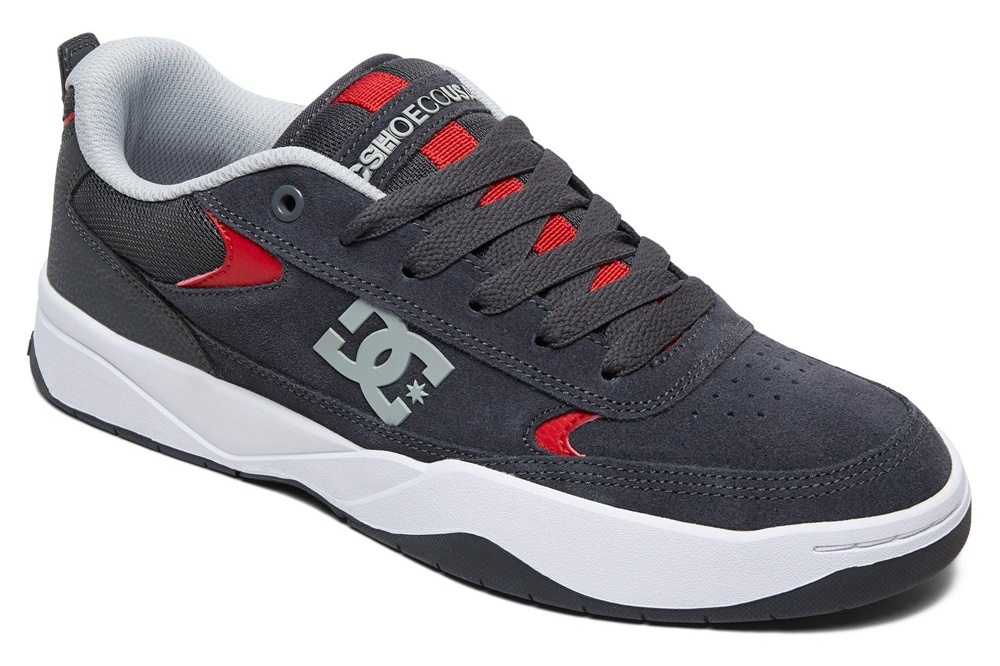 DC SHOES PENZA GREY/GREY/RED