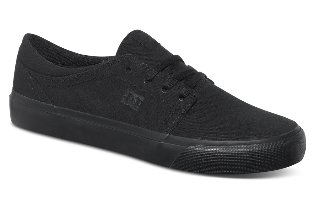 DC SHOES TRASE TX BLACK/BLACK/BLACK
