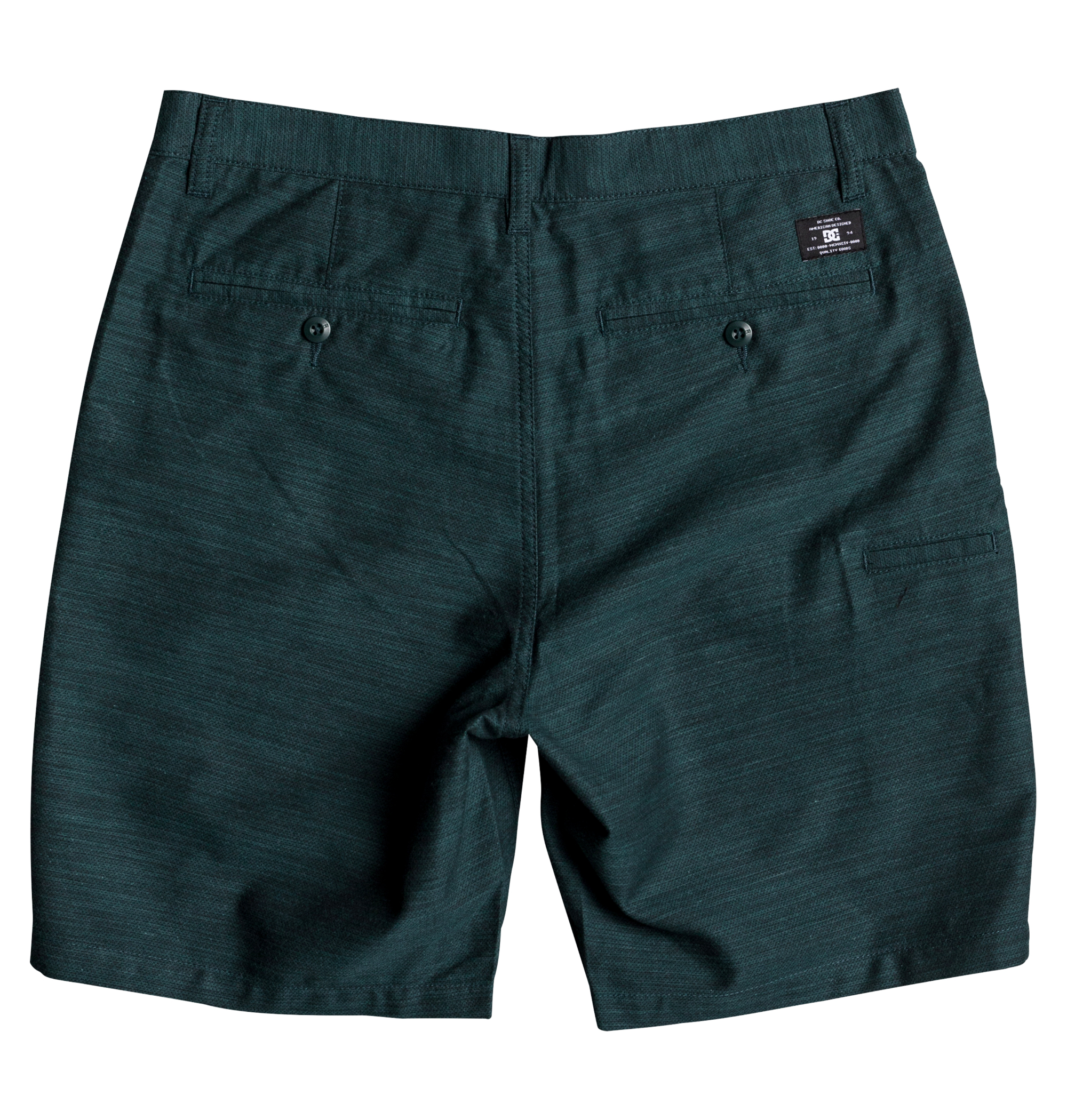 Pantalón Dc Shoes modelo Space Dot en color verde para hombre