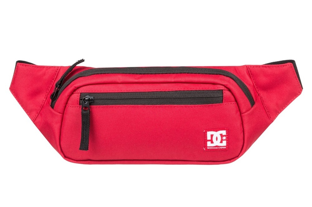 DC SHOES ZEKE DESTROYER RACING RED