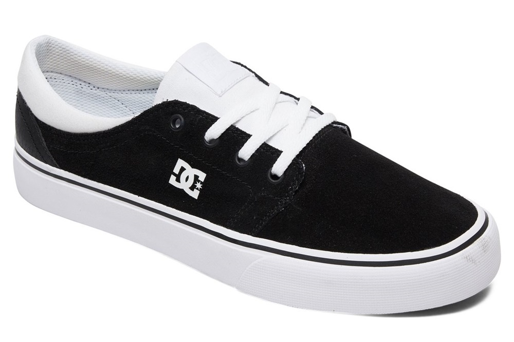 DC SHOES TRASE SD BLACK/BLACK/WHITE