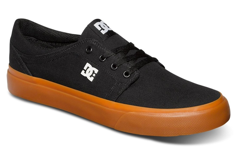 DC SHOES TRASE TX BLACK/GUM