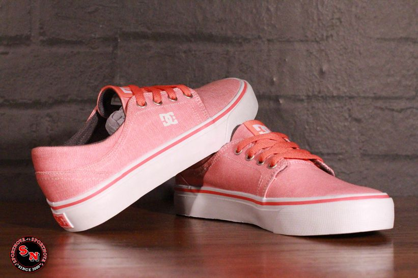 DC SHOES TRASE TX ROSA