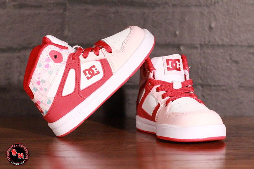 DC SHOES REBOUND ROSA