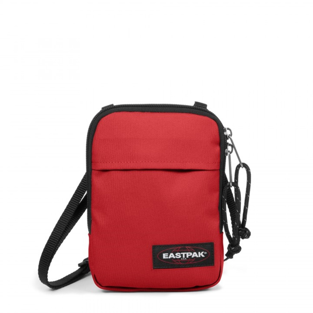 Bandolera Eastpak modelo Buddy en color rojo-d