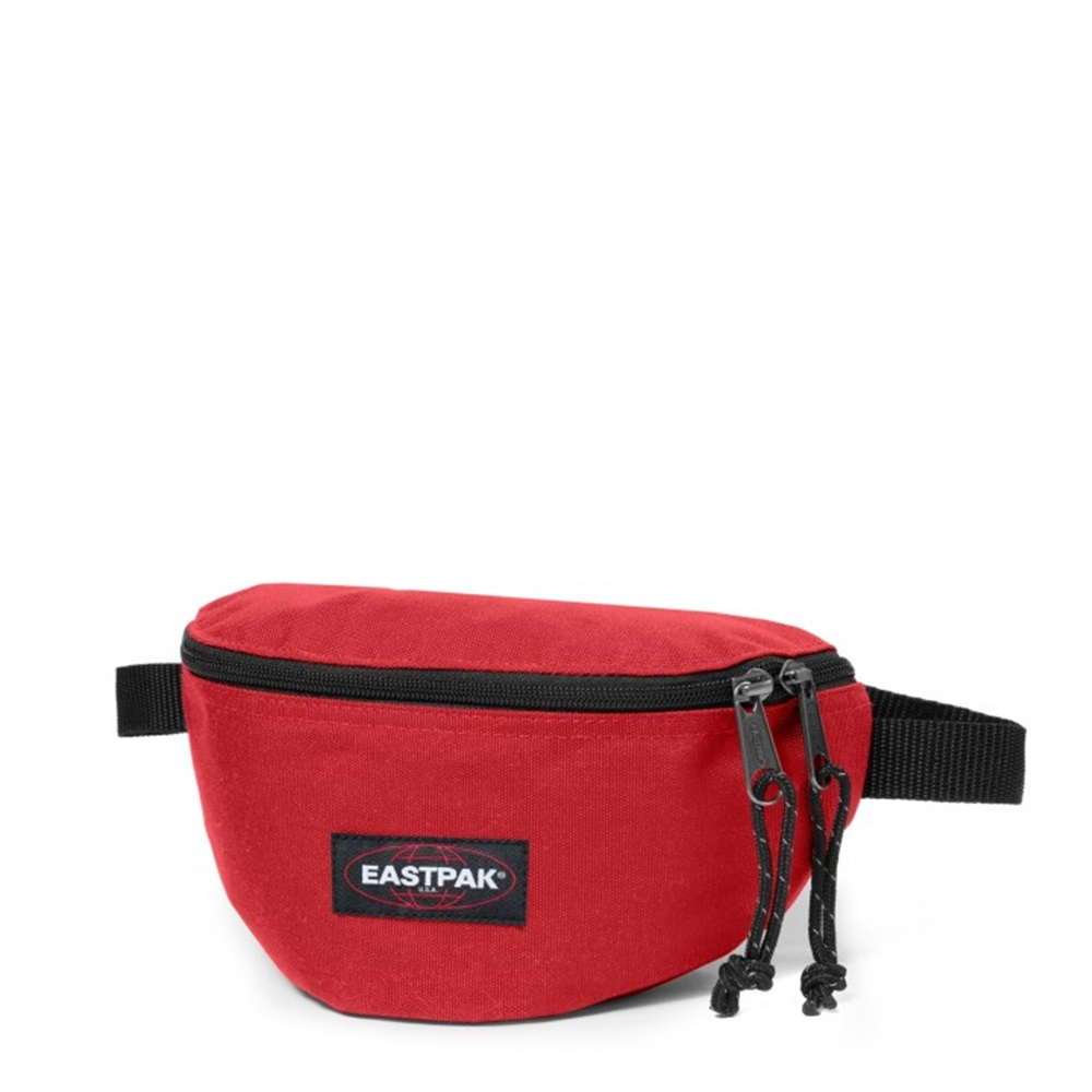 Riñonera Eastpak modelo Springer en color rojo