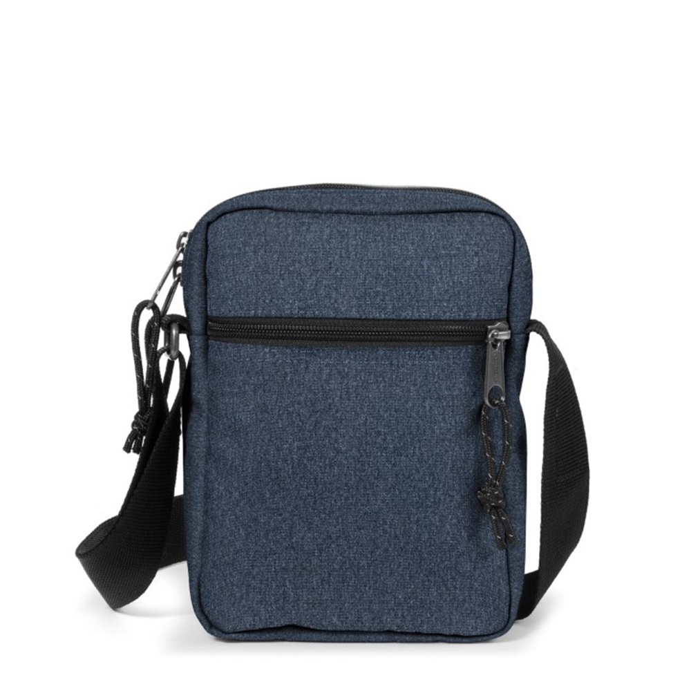 Bandolera Eastpak modelo The One en color azul vaquero-c