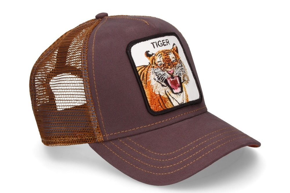 GOORIN BROS EYE OF THE TIGER MARRON