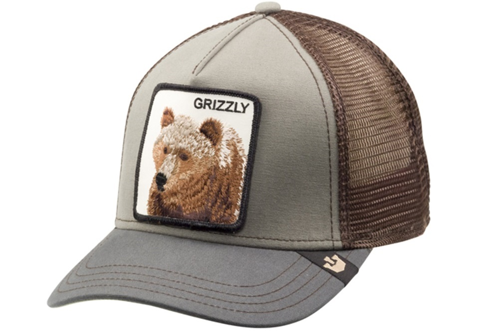 GOORIN BROS GRIZZ OLI