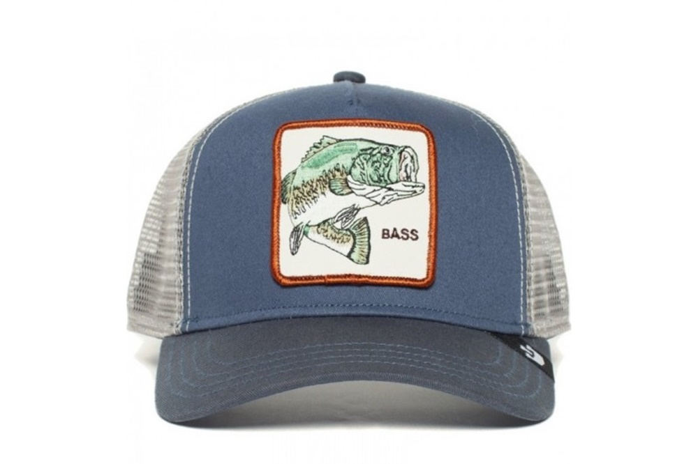 GOORIN BROS BIG BASS BLU
