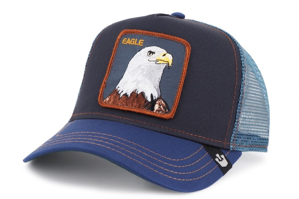 GOORIN BROS EAGLE NAVY