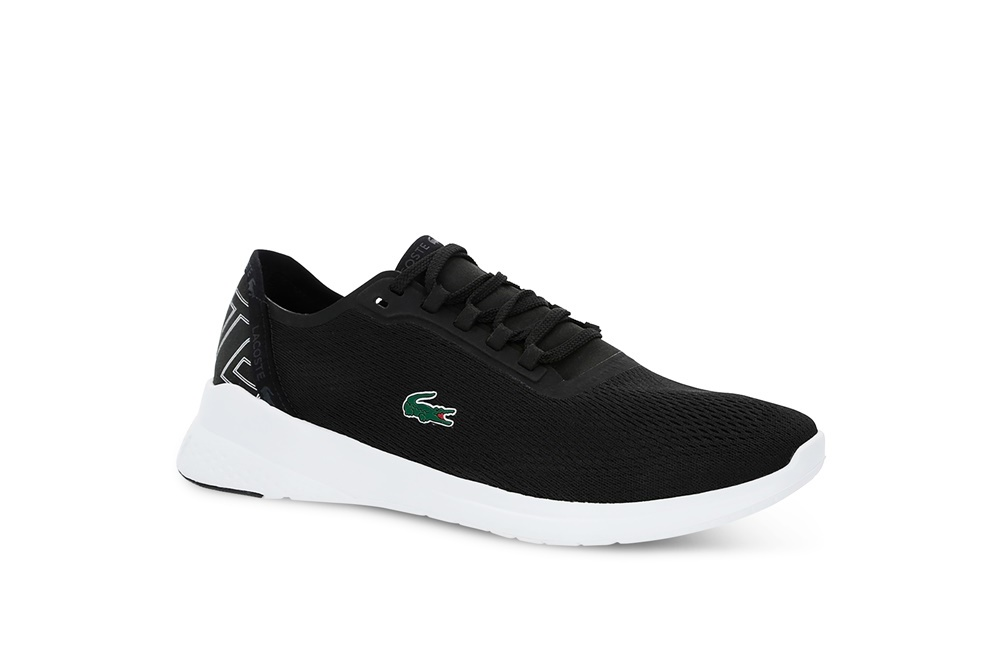 LACOSTE LT FIT 119 1 BLACK/WHITE