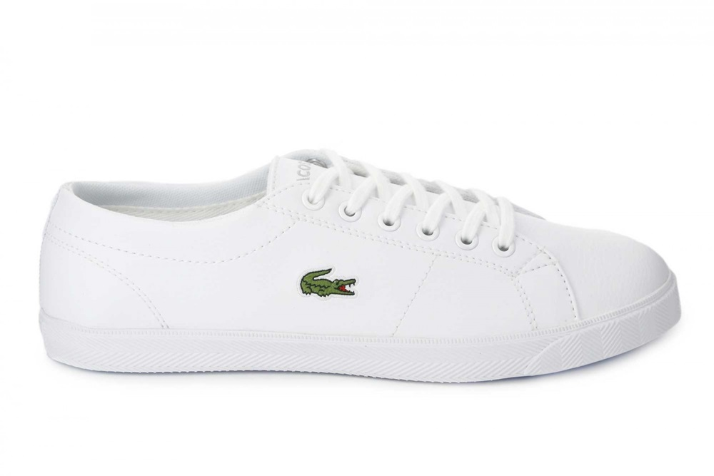 LACOSTE RIBERAC LCR WHITE/WHITE