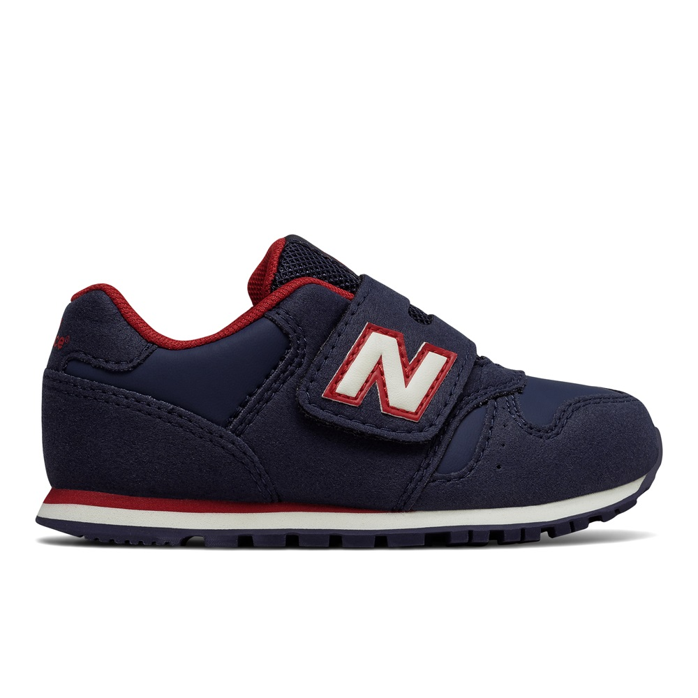 Zapatillas New Balance modelo KV373 NDI en color azul marino para junior-d