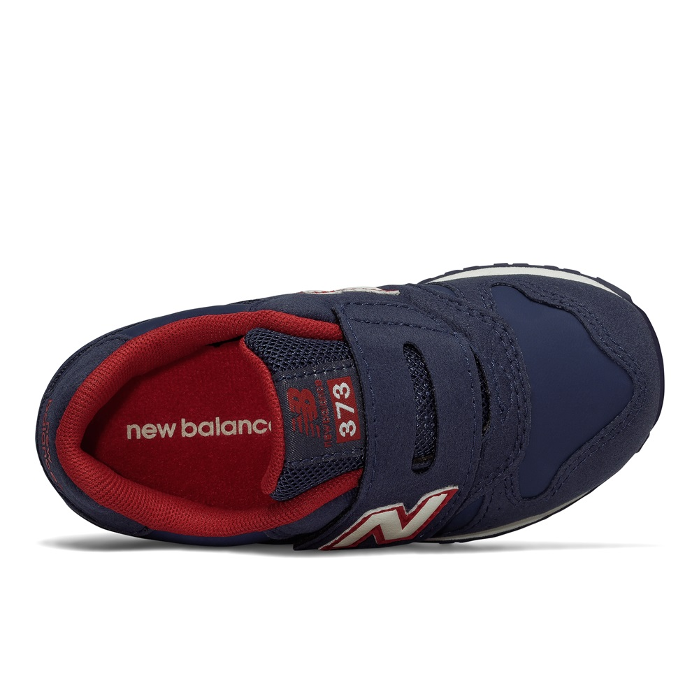 Zapatillas New Balance modelo KV373 NDI en color azul marino para junior-b