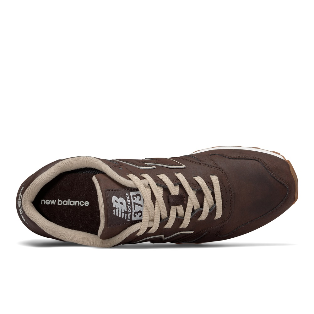 sneakers new balance ml373 marrón hombre