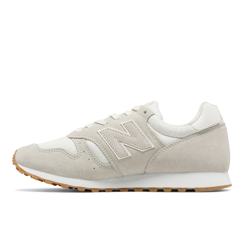 zapatillas new balance mujer color beige