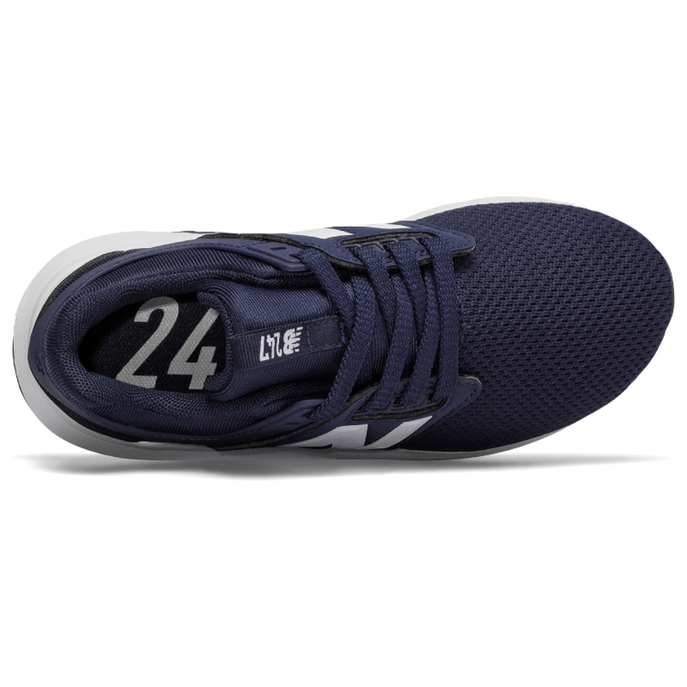 Zapatillas New Balance KL247 junior en color azul-a