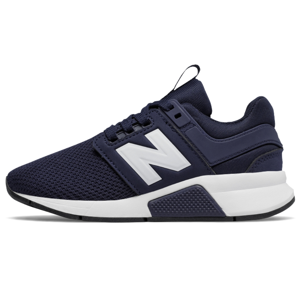 Zapatillas New Balance KL247 junior en color azul-b