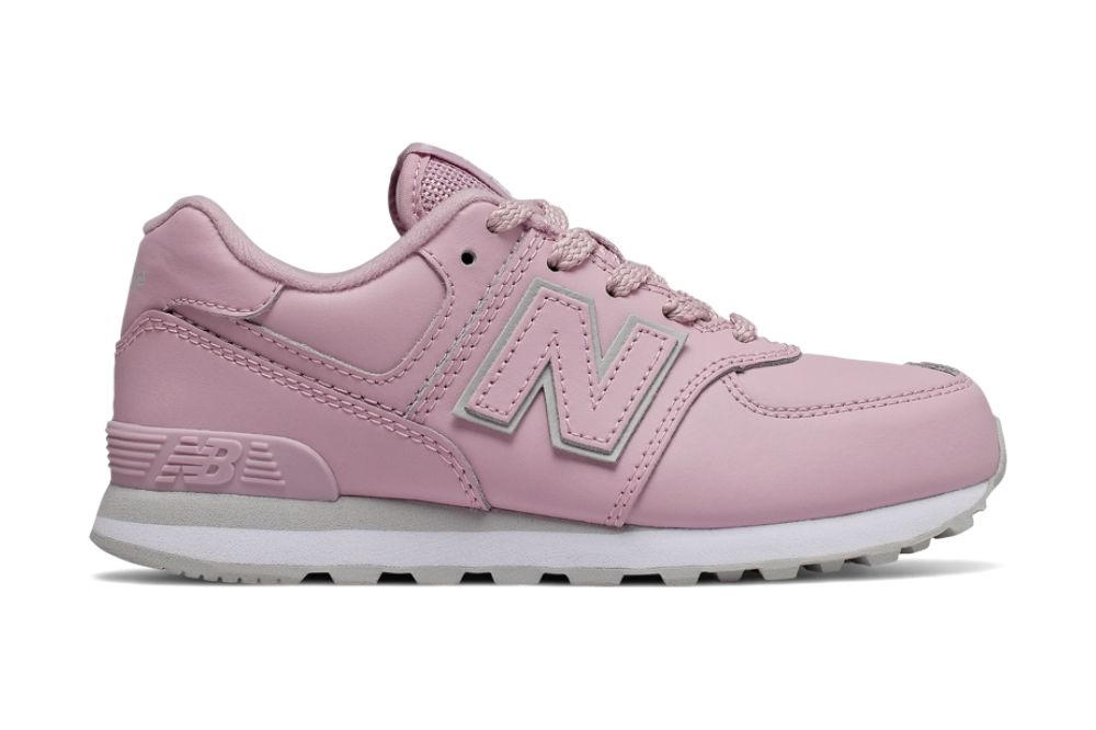 NEW BALANCE GC574 LIGHT PINK