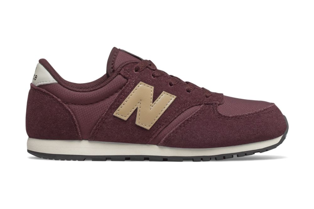 NEW BALANCE YC420 BURGUNDY