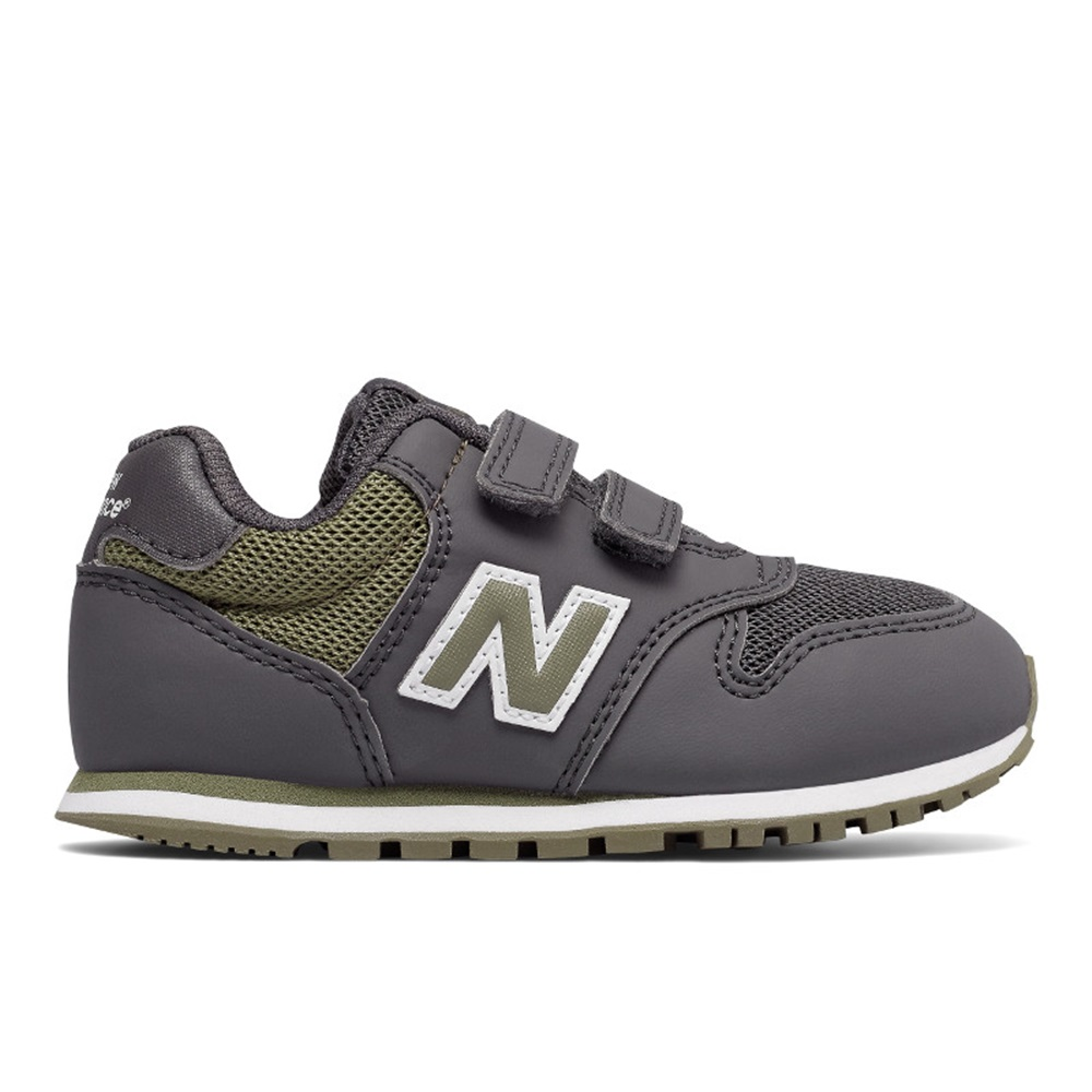 Zapatillas New Balance modelo KV500 en color verde para baby-d