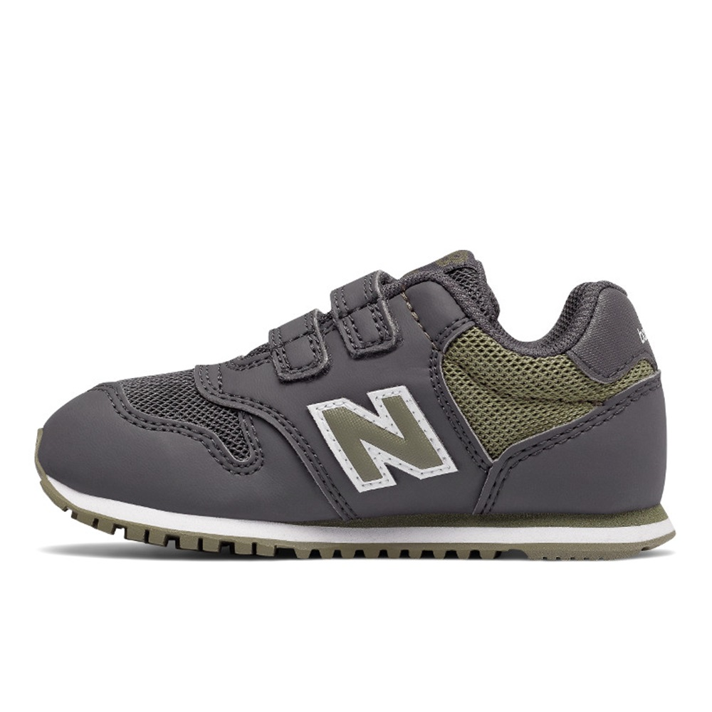Zapatillas New Balance modelo KV500 en color verde para baby