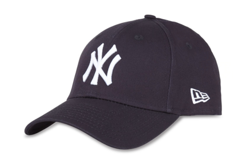NEW ERA 940 LEAGUE BASIC NAVY/OPTIC WHITE