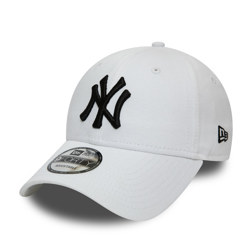 NEW ERA LEAGUE ESSENTIAL 9FORTY LEAGUE ESSENTIAL 9FORTY NEW YORK YANKEES WHIBLK