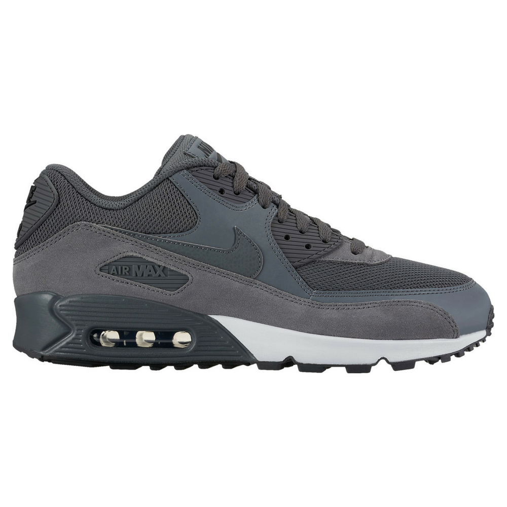 nike air max 90 essential hombre black