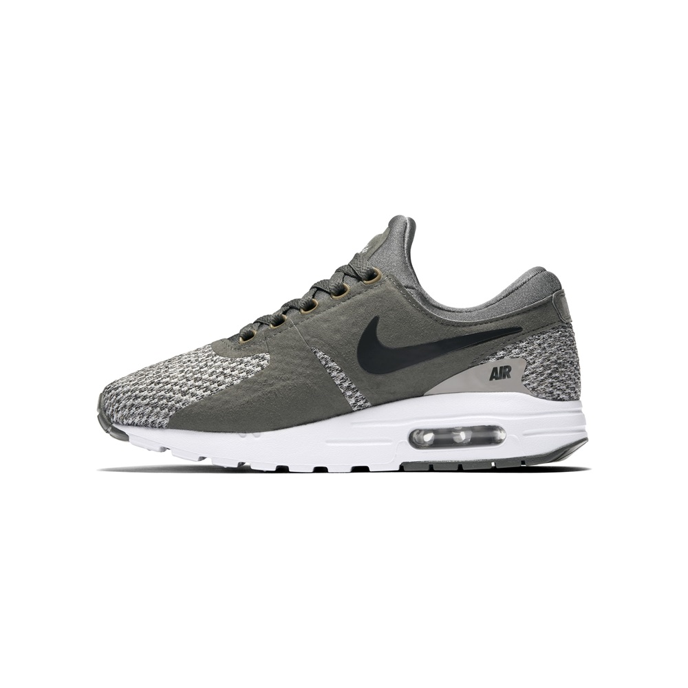 Zapatillas Nike modelo Air Max Zero SE (Gs) en color gris para Junior