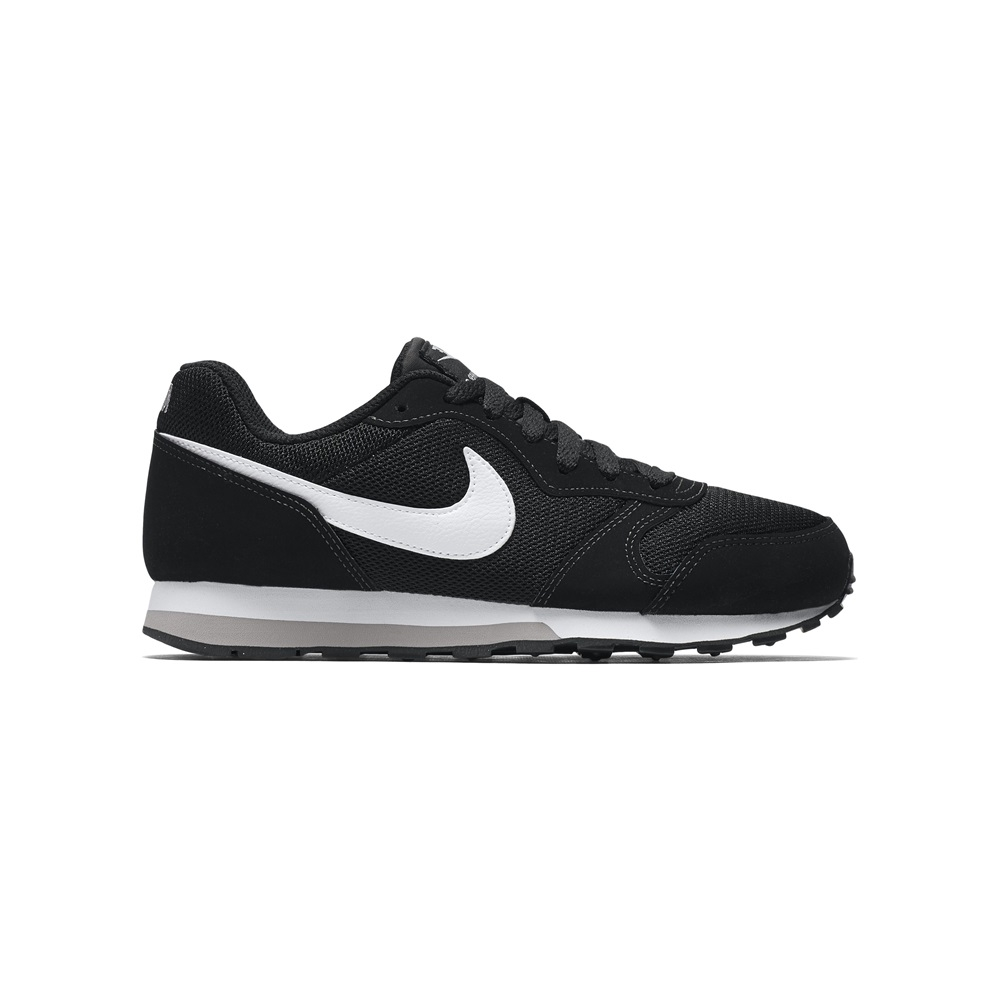 NIKE MD RUNNER 2 (GS) NEGRO/BLANCO
