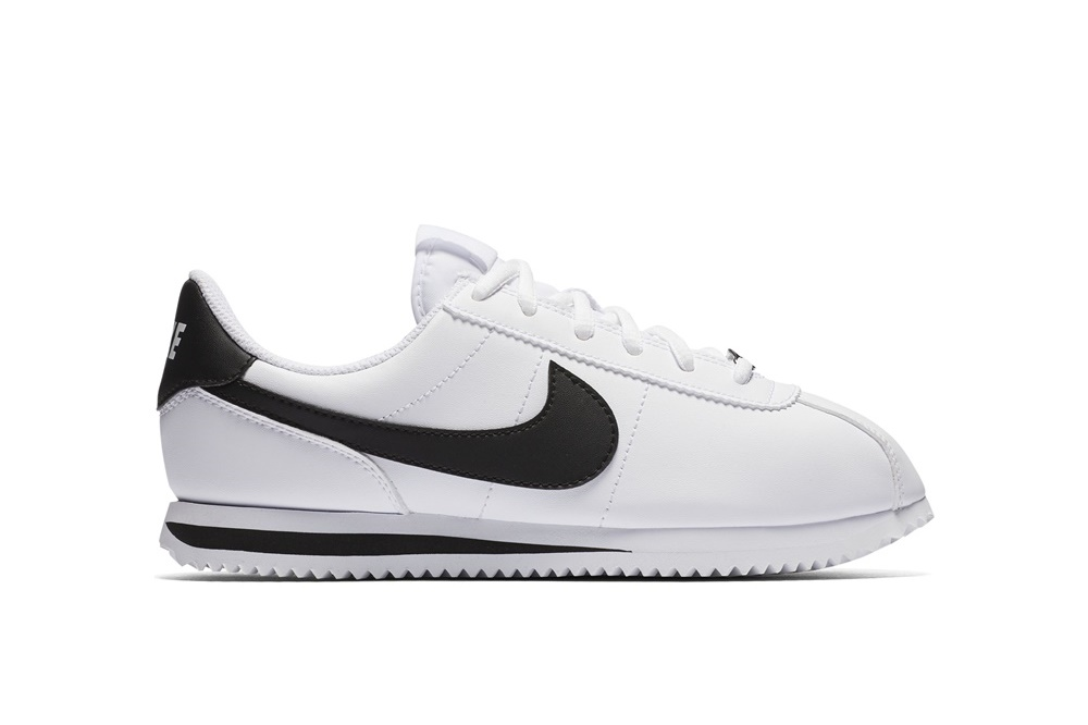 NIKE CORTEZ BASIC SL White/Black