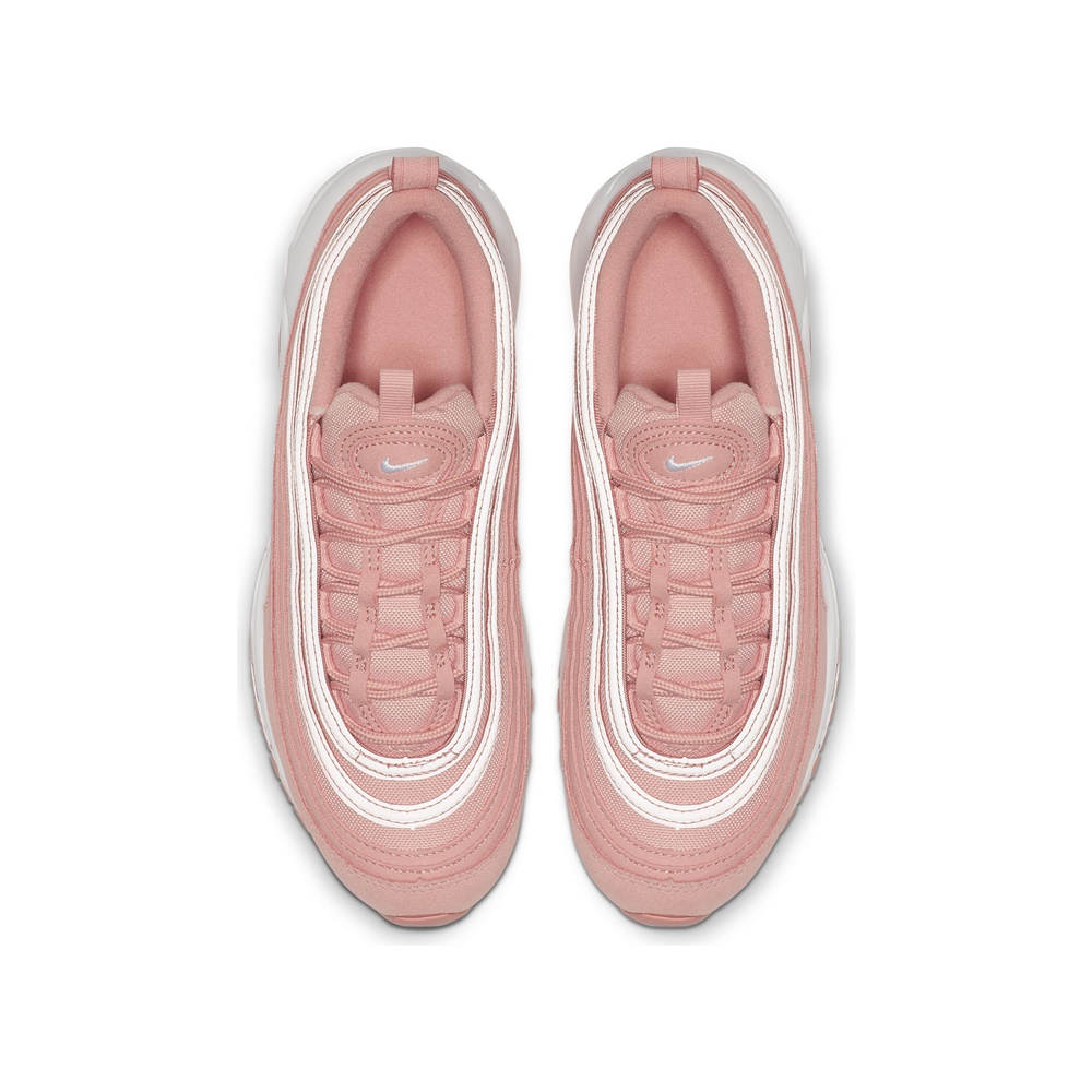 Zapatillas NIKE AIR MAX 97 PE CORAL STARDUST-WHITE junior en color rosa. Ref.: BQ7231-600-d