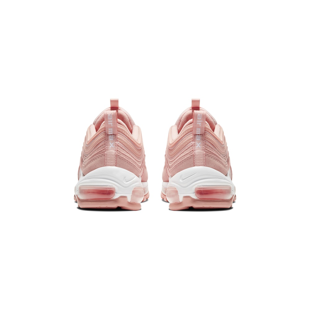 Zapatillas NIKE AIR MAX 97 PE CORAL STARDUST-WHITE junior en color rosa. Ref.: BQ7231-600-e