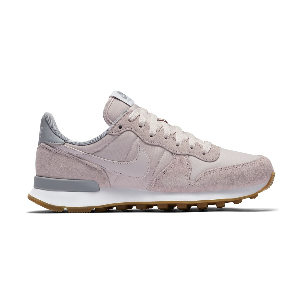 Zapatillas Nike modelo Internationalist en color rosa para mujer-f