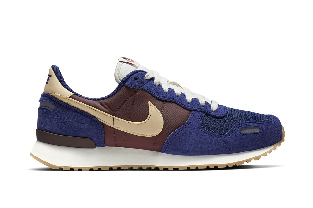 NIKE AIR VRTX DEEP ROYAL BLUE/PALE VANILLA-EL DORADO