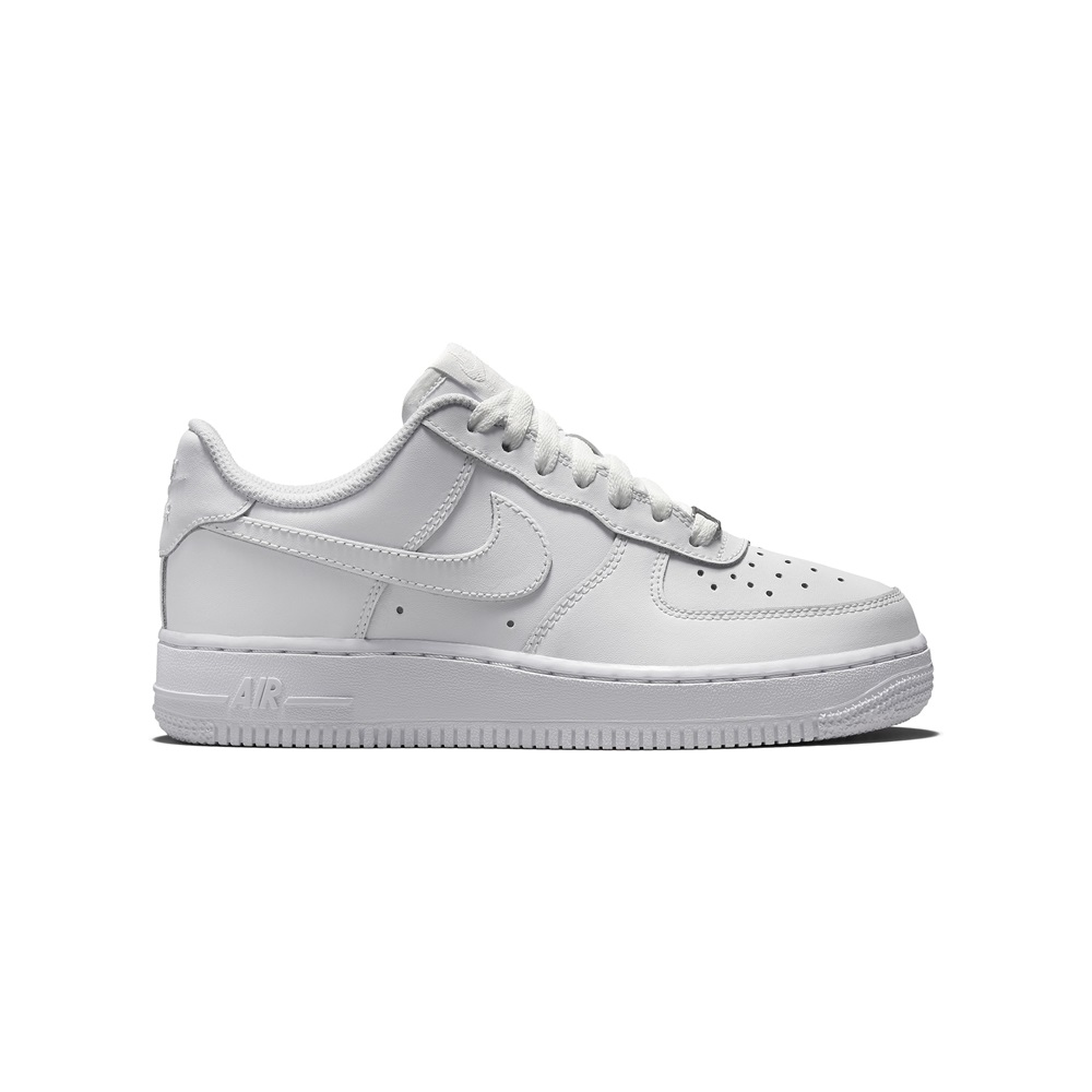 Zapatillas Nike modelo Air Force 1 (Gs) en color blanco para junior-g
