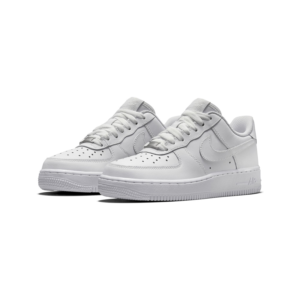 Zapatillas Nike modelo Air Force 1 (Gs) en color blanco para junior-f