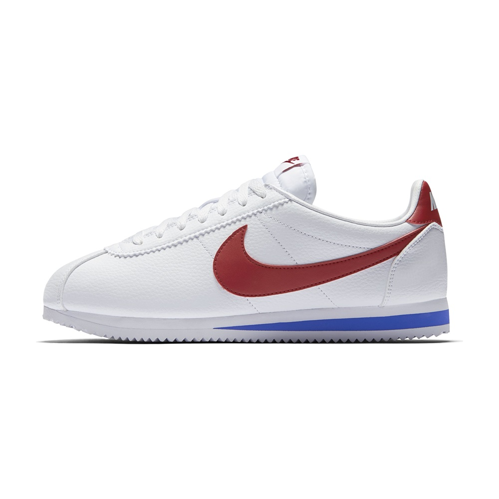 4954967802a9a Zapatillas Nike modelo Cortez Leather en color blanco para hombre-d