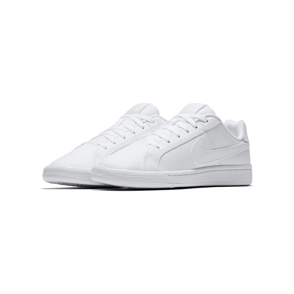 Zapatillas Nike modelo Court Royale (Gs) en color blanco para junior-b