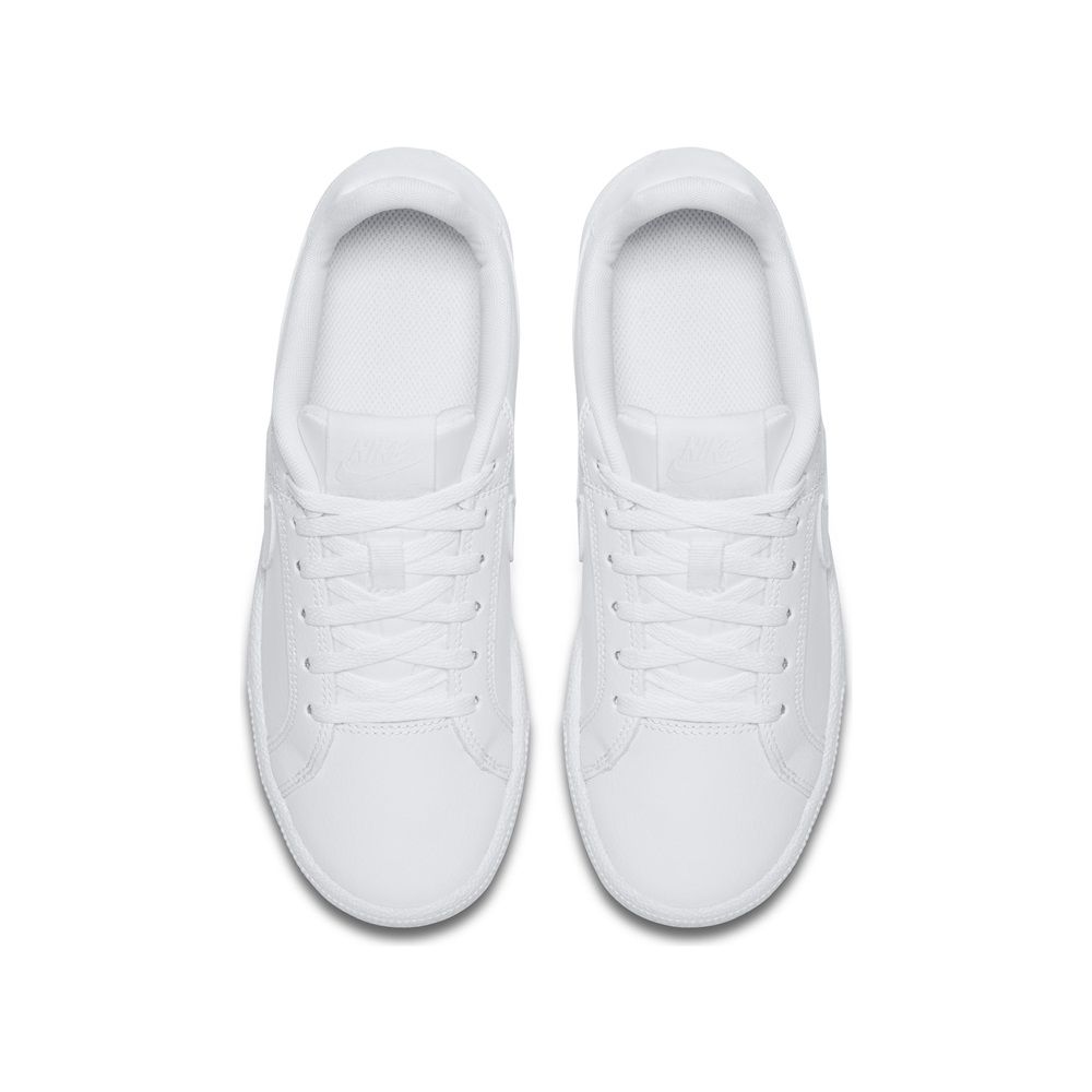 Zapatillas Nike modelo Court Royale (Gs) en color blanco para junior-c