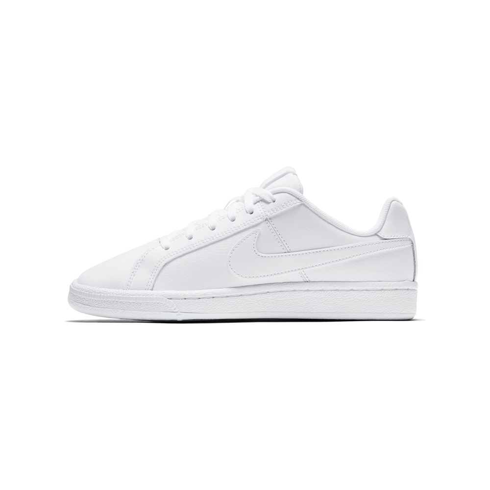 Zapatillas Nike modelo Court Royale (Gs) en color blanco para junior-d